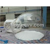 Inflatable Tent Clear Bubble Lawn Dome