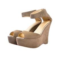 ladies wegde high heel dess sandals HCY02-952