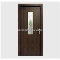 pvc door, synthetic wood door, pvc interior door