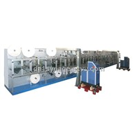 sanitary pad machine GFM-KBD400 400pcs per min