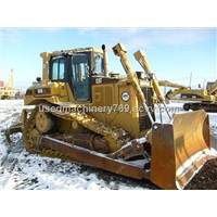 used earthmover bulldozer cat d6r