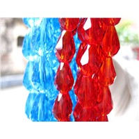 wholesale raindrop natural crystal beads