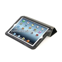 Wholesales Supply Mag Locker System Eco Material Leather Laptop Pouch Case for Tablet PC iPad Mini