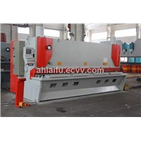 Wide 2500mm Thickness 6mm / Steel Hydraulic Guillotine Shear