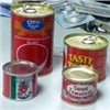 70g*50tins Canned Tomato Paste Export to Africa