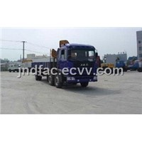 Cargo Truck with Crane / Truck Mounted Crane
