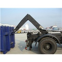 Dongfeng145 Detachable Container Garbage Truck