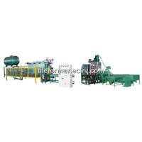 EPS Block Plastic Injection Molding Machine (EPS Machinery)