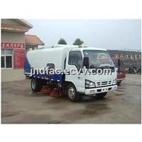 Isuzu Road Sweeper Truck