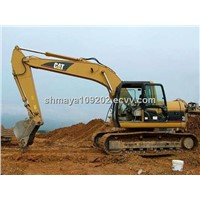 Used Excavator Caterpillar 320c for sell