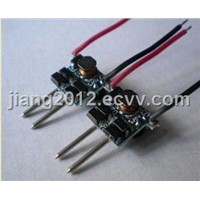 1x5w LED Driver,Three-Phase LED Power Supply,For LED Fishing Lamp,Mr16 Driver,Dc12v
