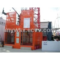 2012 New Construction elevator-SC200/200