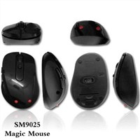 2.4Ghz Wireless Mouse with Massage Function SM9025