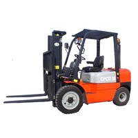 3ton internal combustion counter-balanced diesel forklift CPCD30