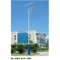 42W solar street light