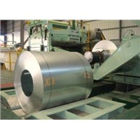 610mm JIS G3302 Hot Dipped Galvanized Steel Coil Roll for Roofs