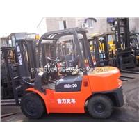 Used TCM Forklift 7ton Forklift