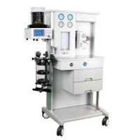 Aluminium Alloy P-t SIGH General Anesthesia Machine with Independent Anesthesia Ventilator