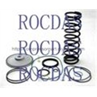 Rocdas air compressor unloading valve kit