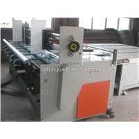 Automatic corrugated cardboard feeder machine