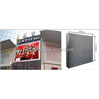 Background Video Wall, P10 LED Rental Outdoor Full Color Display with 10mm Pixel Pitch