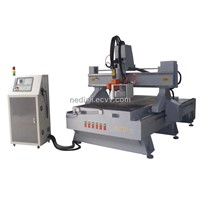CNC auto tool changing wood engraving machine SKM25