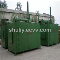 Charcoal Carbonization Furnace / Carbonization Stove for Wood Briquettes