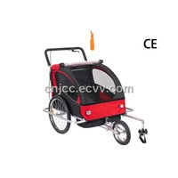 Child Bicycle Trailer with perfect windows