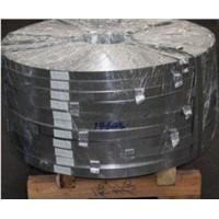 Cutting Regular Spangle Hot Dip Galvanized Steel Strip