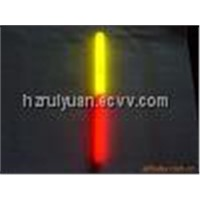 Direct manufacturers 10*150mm Two-color glow stick