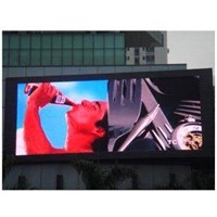 Full Color Outdoor Led Billboard Advertising Matrix Display Screens P16