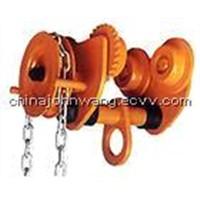 Geared Trolley-5T