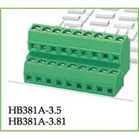 HB381A PCB Terminal Block