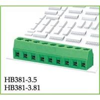 HB381 PCB Terminal Block
