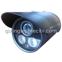 HD 80m IR Waterproof Camera,DOT Matrix Double infra-red
