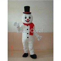 Halloween Fursuit Fancy Dress Adult Costume Snowman A
