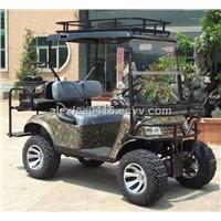 High Horsepower Electric Hunting car,4X4Drive,C2-G-4X4