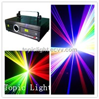 ILDA Animation RGB Laser Light - 1W