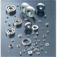 Inch size stainless steel ball bearings