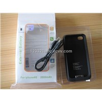 Iphone 4 ( 4G& 4S) Protection Battery Case charger