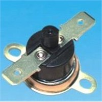KSD series button type bimetal thermostat (15A) for water dispensor and Electric rice cooker Factory