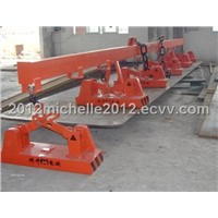 LPMU-H series permanent-magnet lifter (lengthen type)