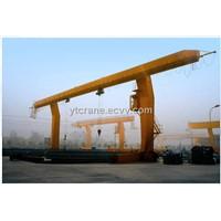 L Type Single Girder Gantry Crane