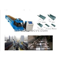 Light steel stud Roll Forming Machine, Dry Wall Partition Beam forming machine