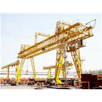 MG Model Truss Type Double Beam Gantry Crane