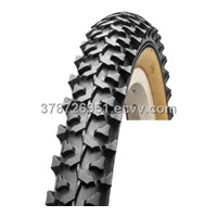 MTB bicycle tyre