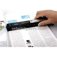 Mini Portable Scanner Name Card /A4 paper