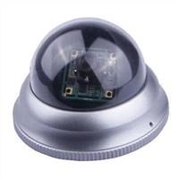 Non-IR Dome Camera, 1/3-inch Sony CCD Sensor / Sensor Camera