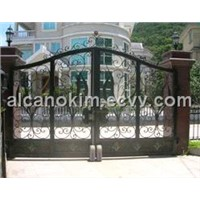 PM180 Alcano roller swing gate opener, automatic gate, automatic door