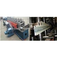 PVC window&door reinforcement steel roll forming machine